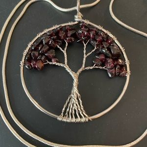 Jewelry - Tree of Life Pendant and necklace